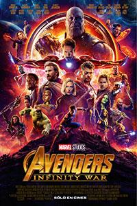 Poster de: Avengers: Infinity War