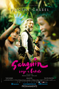 Poster de:2 Gauguin: viaje a Tahiti