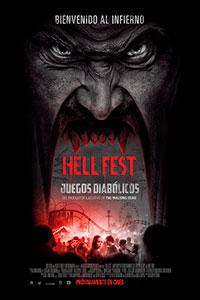 Poster de:2 Hell Fest: juegos diabólicos