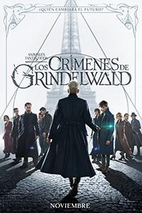 Poster de:1 Animales Fantásticos: Los Crímenes de Grindelwald IMAX