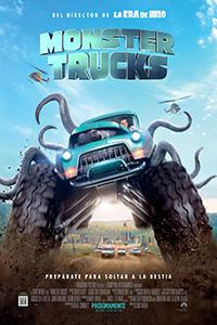 Poster de: Monster Trucks