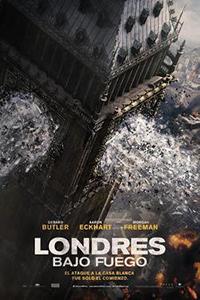 Poster de: Londres bajo fuego