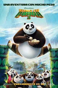 Poster de: Kung Fu Panda 3