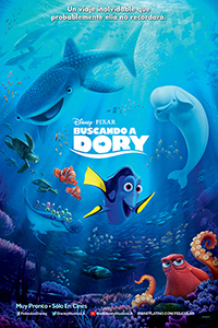 Poster de: Finding Dory