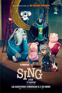 Poster de: Sing ¡Ven y canta!
