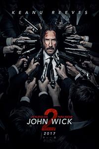 Poster de: John Wick 2: Un nuevo día para matar