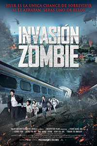 Poster de: Invasión zombie