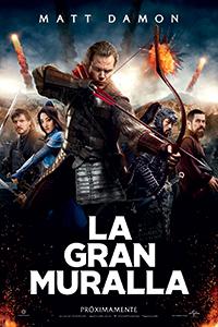 Poster de: La gran muralla IMAX