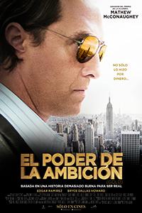 Poster de: El poder de la ambición