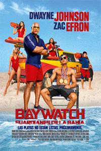 Poster de: Baywatch: Guardianes de la bahía