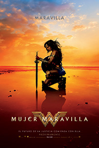 Poster de: Mujer Maravilla
