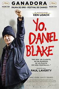 Poster de: Yo, Daniel Blake