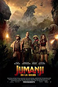 Poster de: Jumanji: en la selva