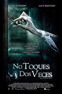 Poster de: No toques dos veces