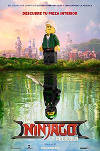 Poster de: LEGO Ninjago: La película