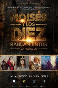 Poster de: Moisés y los diez mandamientos