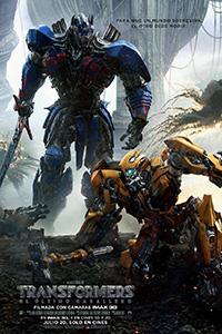 Poster de: Transformers 5