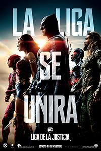 Poster de: La liga de la justicia