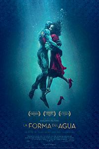 Poster de: La forma del agua