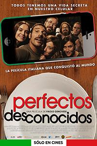 Poster de: Perfectos desconocidos