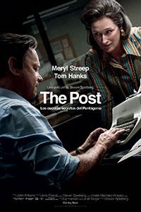 Poster de: The Post: los oscuros secretos del Pentágono
