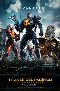 Poster de: Titanes del Pacífico 2 IMAX