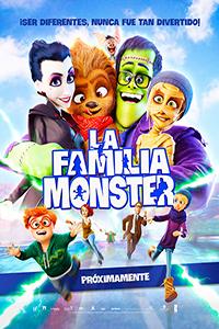 Poster de: La familia Monster