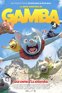 Poster de: La gran aventura de Gamba